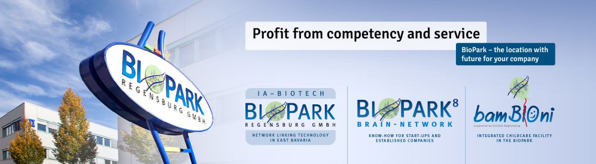 BioPark - competency and service